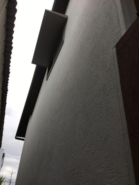 外壁ジョリパット意匠 エンシェントブリック